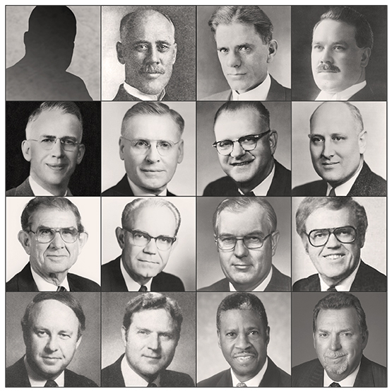 Photos of Past Presidents